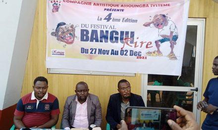 Centrafrique : Lancement de la 4eme édition du festival international Bangui rire