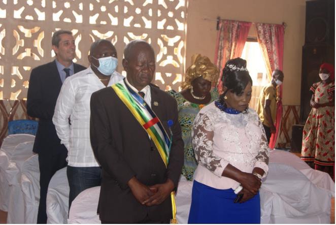 Centrafrique: D'Instituteur au 3ème VP de l'Assemblée, le député Michel Kpingo rend grâce à Dieu