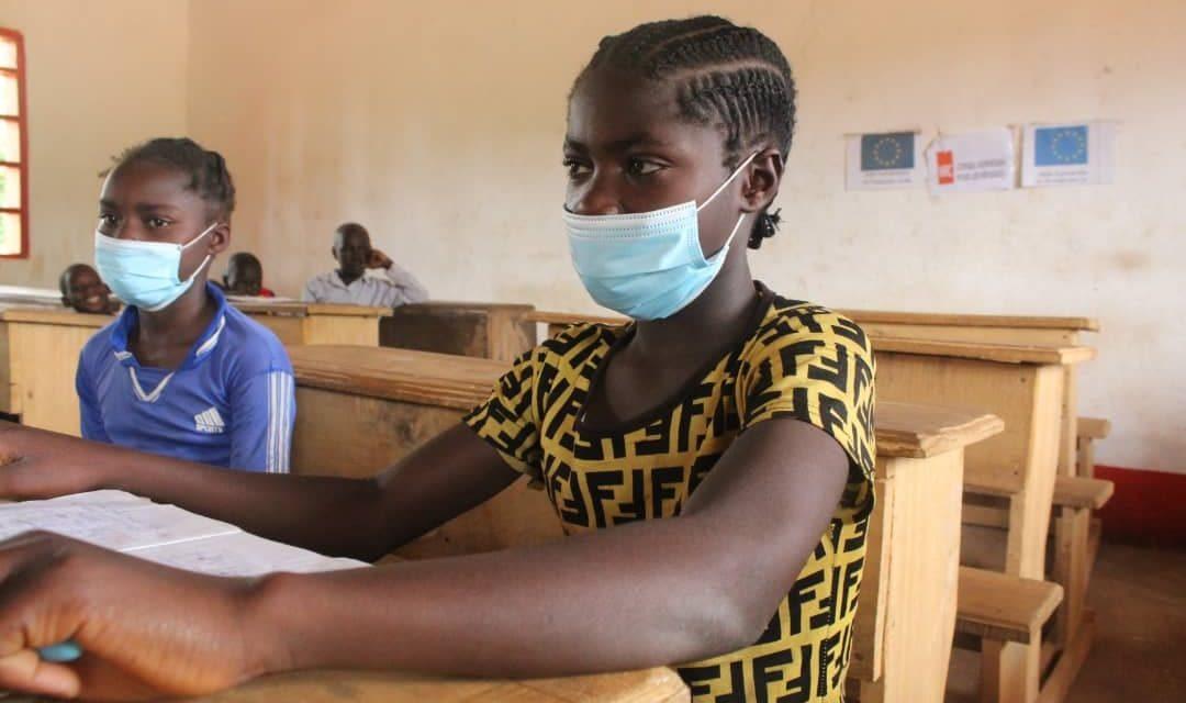 Centrafrique: Un programme de NRC pour l'éducation accélérée à Alindao