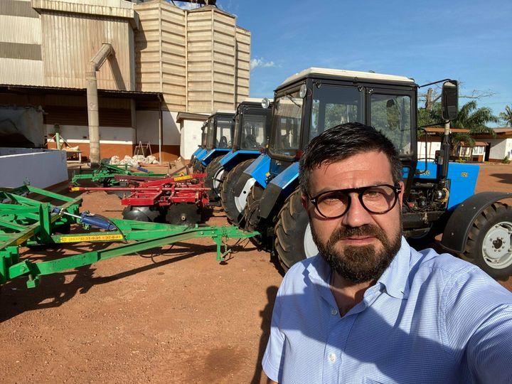 La relance agricole en Centrafrique, selon Read Hariri