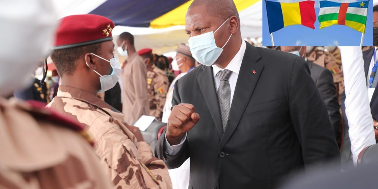 Centrafrique-Tchad: Une diplomatie apaisée pour éviter une escalade entre les deux pays