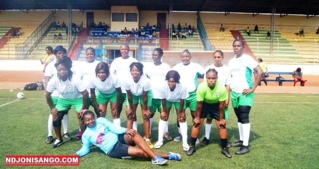 Football Féminin : La RCA en route vers la CAN 2022