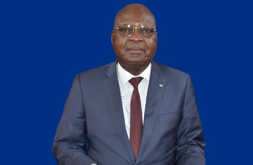Simplice Mathieu Sarandji élu président de l'Assemblée Nationale