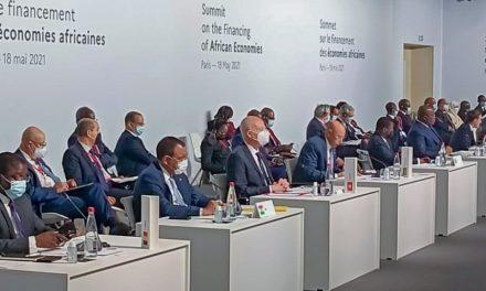 Le Sommet sur l'économie africaine à Paris et Centrafrique (1)