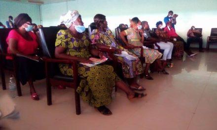 Centrafrique: L'ONG Tomboula renforce les capacités des CLPR