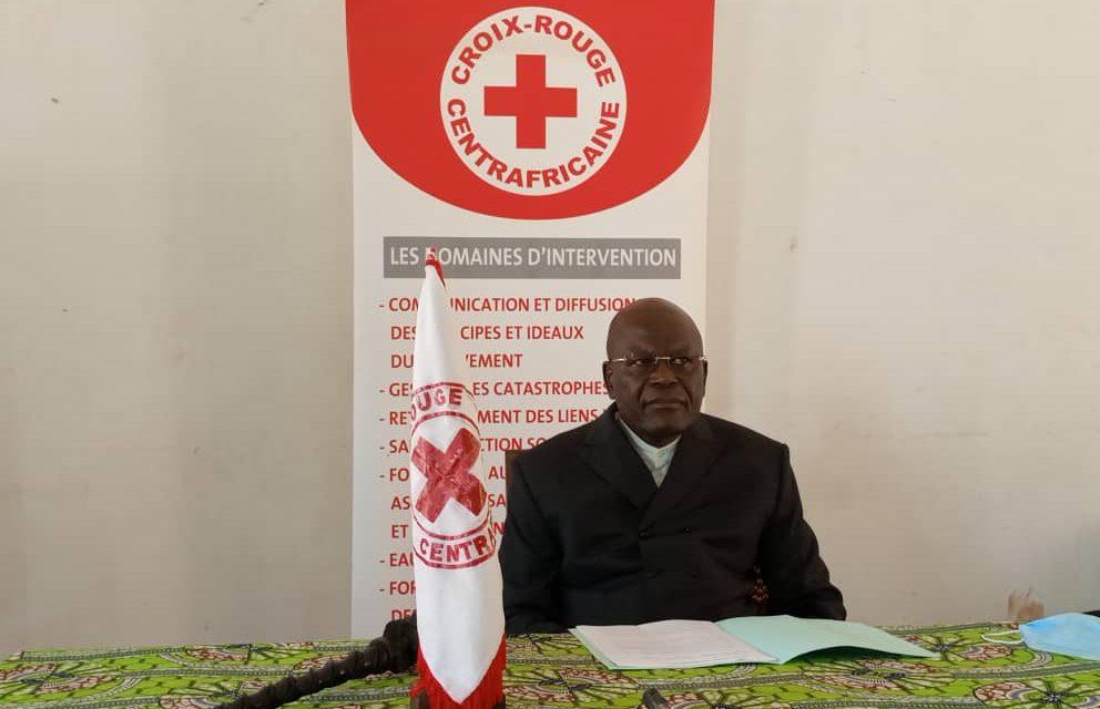 Journée de la Croix Rouge 2021 célébrée en Centrafrique dans un contexte des crises sanitaires et sécuritaires