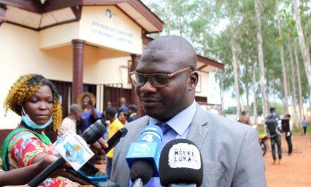 Centrafrique : Présentation du nouveau film « et si cette pierre devait sauver la nation »
