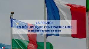 Centrafrique : L'ambassade de France déplore « les propos mensongers » tenus par M. Bangalene.
