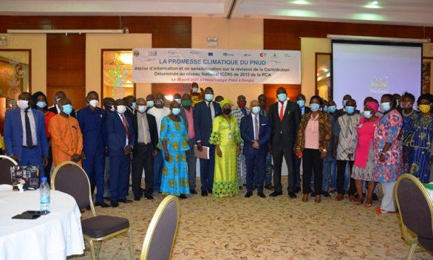 Le PNUD-Centrafrique lance le processus de révision du document CDN
