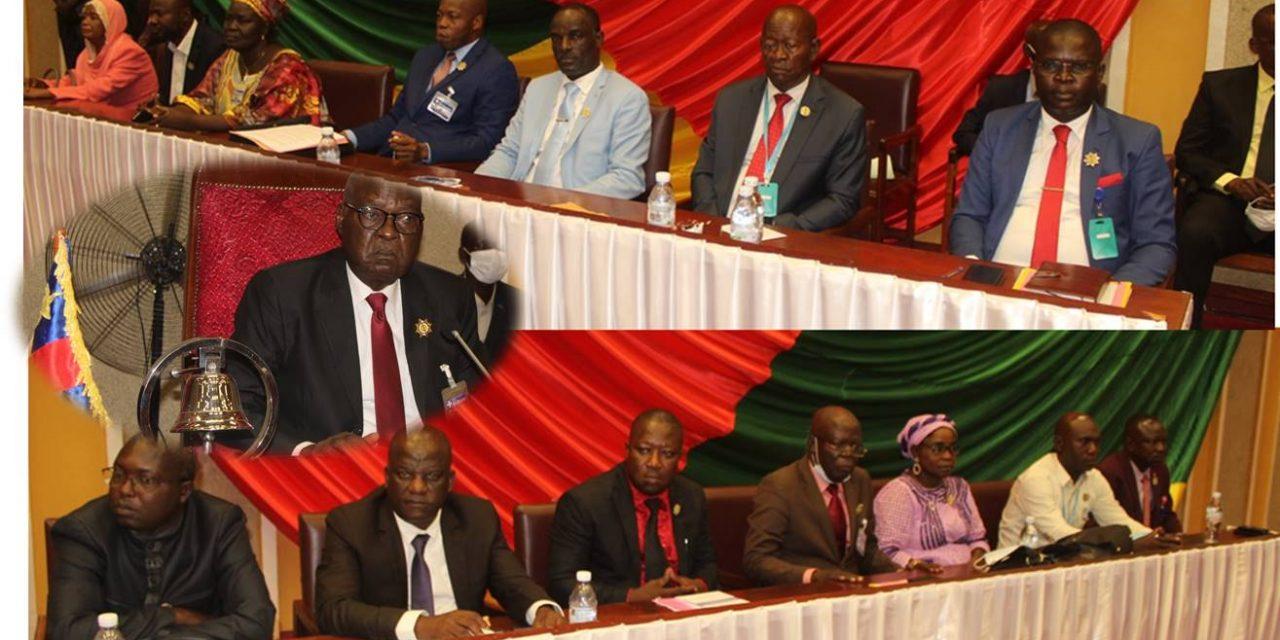 Centrafrique : Composition du bureau de la 7e législature
