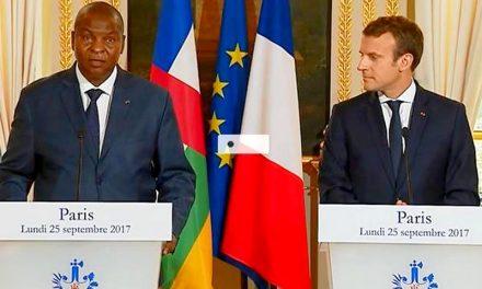 Centrafrique :Des raisons  de la suspension de l'aide budgétaire de la France