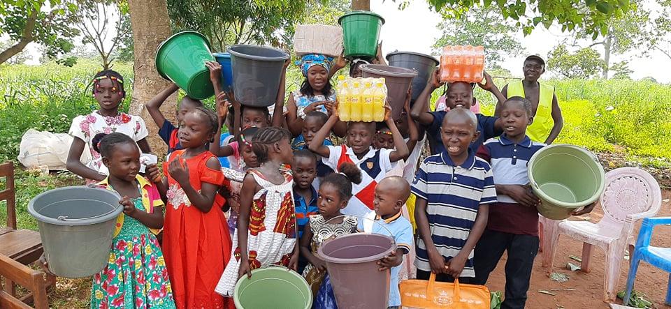 L'AAC appuie les enfants orphelins de Samba