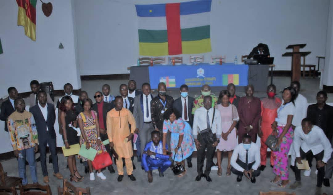 Plainte des étudiants centrafricains au Cameroun