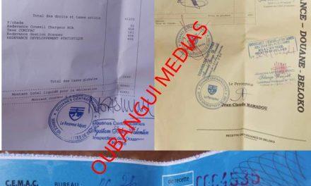 Centrafrique : Double taxations douanières de Beloko au PK26