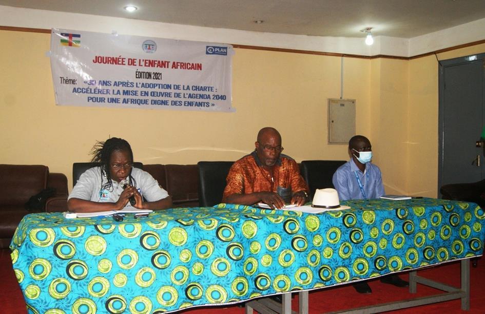 RENAPEF et Plan International célèbrent la journée de l'Enfant Africain