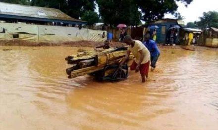 Centrafrique: Quand les inondations à Bangui nous interpellent