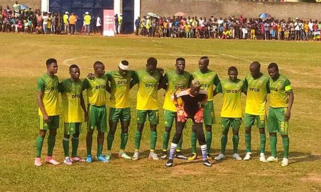 Centrafrique : Fin de la  1ère édition du Play-off avec la victoire de DFC8 de Bangui