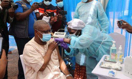 Centrafrique : Plus de 12 000 personnes déjà vaccinées contre la Covid-19