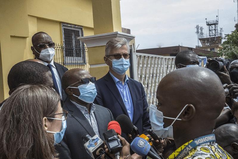 Centrafrique : L'Arrivée à Bangui des hauts responsables de l'UA-ONU-CEEAC-UE