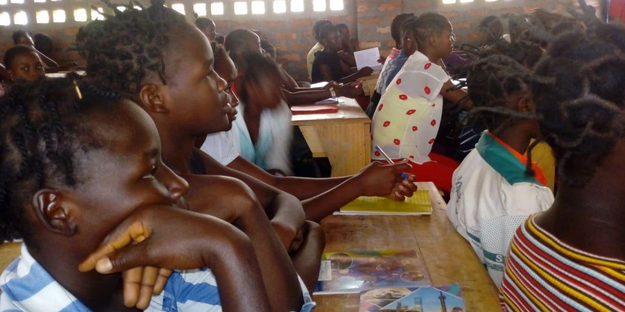 Centrafrique: Des élèves de CM2 ont passé le concours d'entrée en 6em et le CEF 1