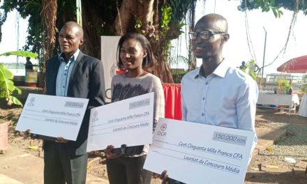 Centrafrique :Trois journalistes primés par le CICR pour des articles sur les violences sexuelles