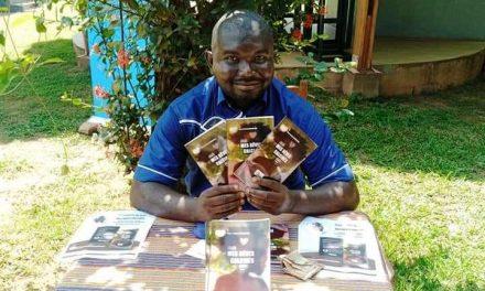 Centrafrique : « Mes Rêves Calcinés » première œuvre de Juvénal Koherepede
