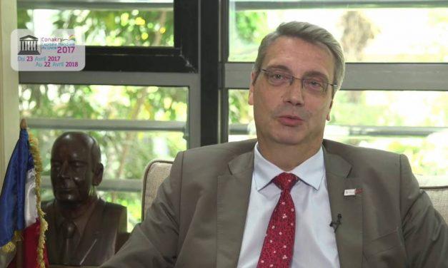 Jean-Marc Grosgurin: «La France est là pour proposer à la Centrafrique un partenariat moderne»