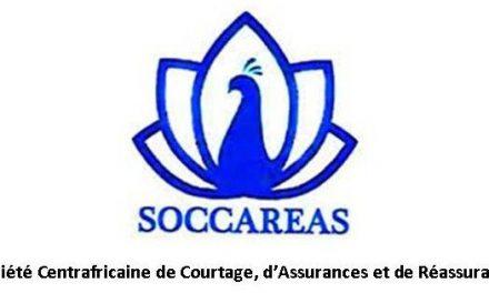 Centrafrique : Des produits d'Assurance offert par SOCCAREAS