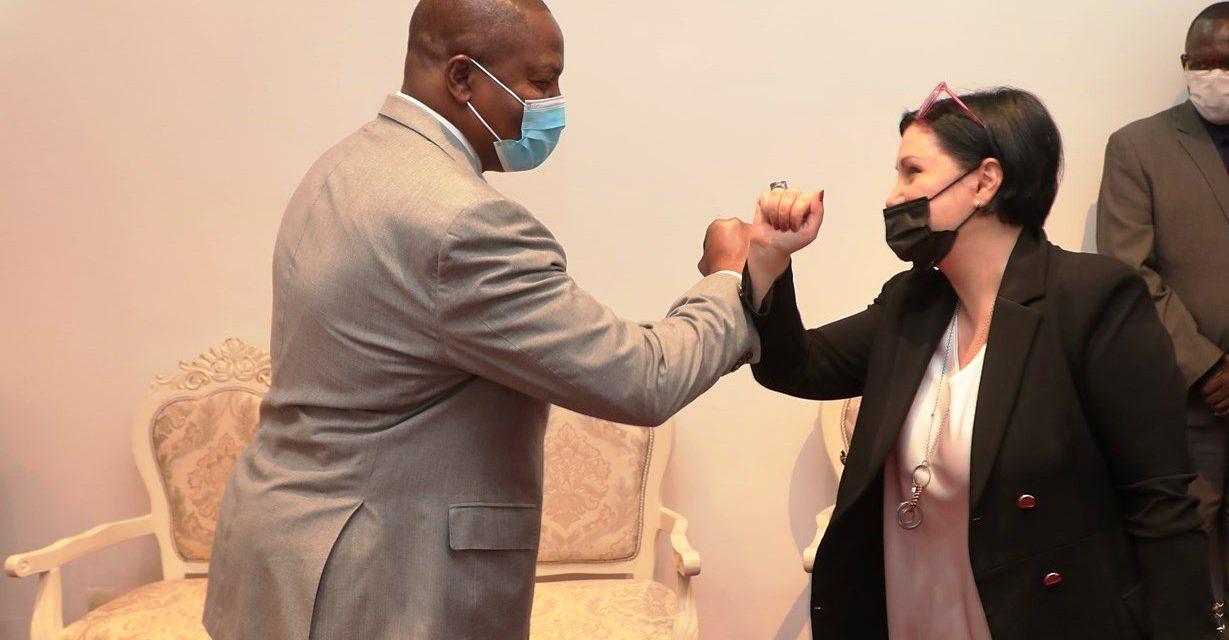 L'Union européenne et la Centrafrique sur une nouvelle base d'engagement et de dialogue