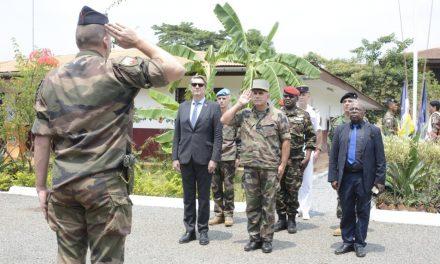 Centrafrique: Le DETAO passe le flambeau à la MISLOG
