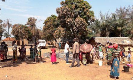 Centrafrique : Alindao frappée par des impacts de violences