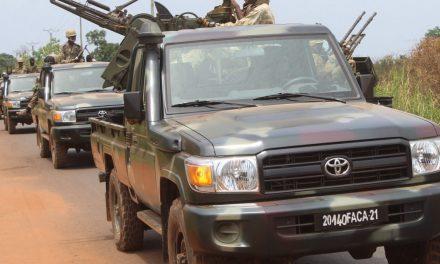 L'embargo reconduit n'empêche pas la Centrafrique d'acquérir des armes