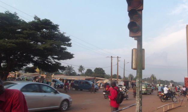 Centrafrique: L'absence des feux tricolores, un danger pour la circulation à Bangui