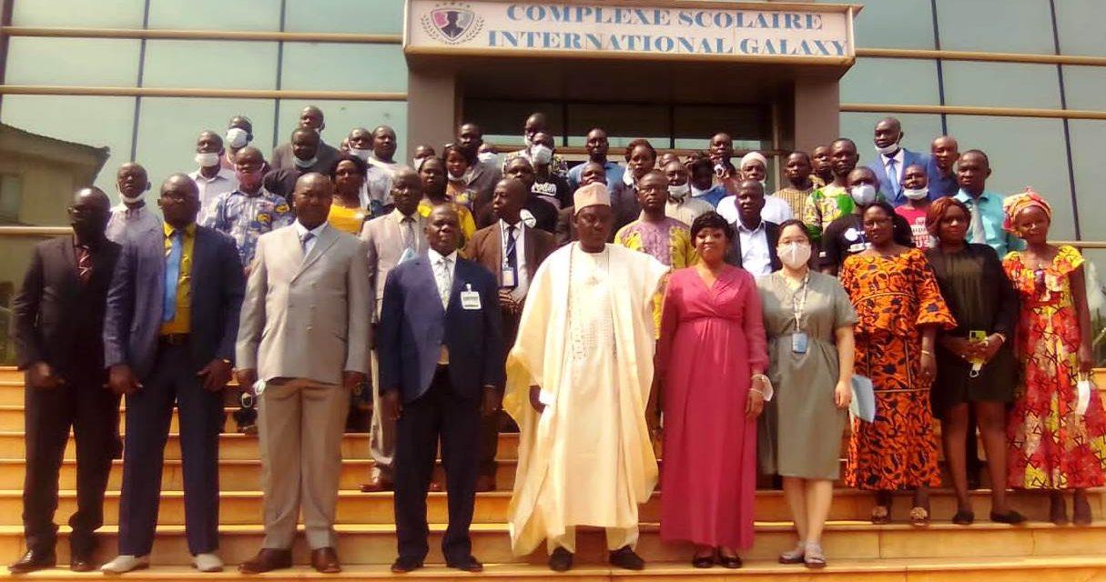 Centrafrique : Les artisans et entrepreneurs du ministère des PME sensibilisés  sur la notion de la traite des personnes