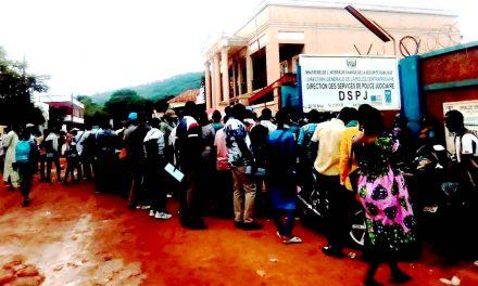 Centrafrique : Entre la rafle et difficile accès à la Carte Nationale d'Identité