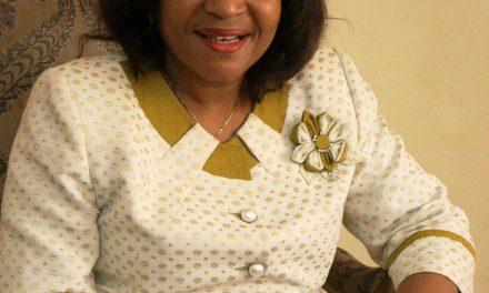 Centrafrique: Lina Ekomo nommée Ambassadrice de Women in Africa en RCA