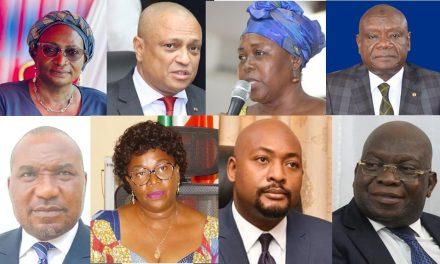 Centrafrique : Présentation de 32 ministres du gouvernement Dondra