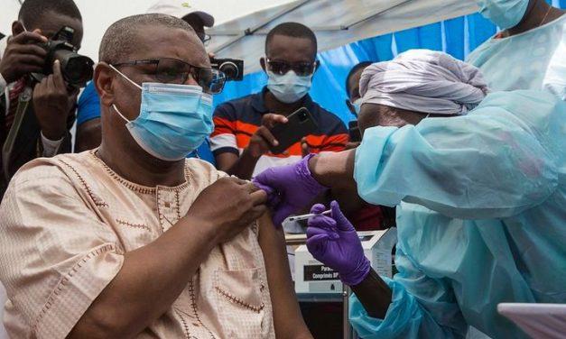 Centrafrique: Covid-19, entre recul et l'annonce des nouvelles doses de vaccins