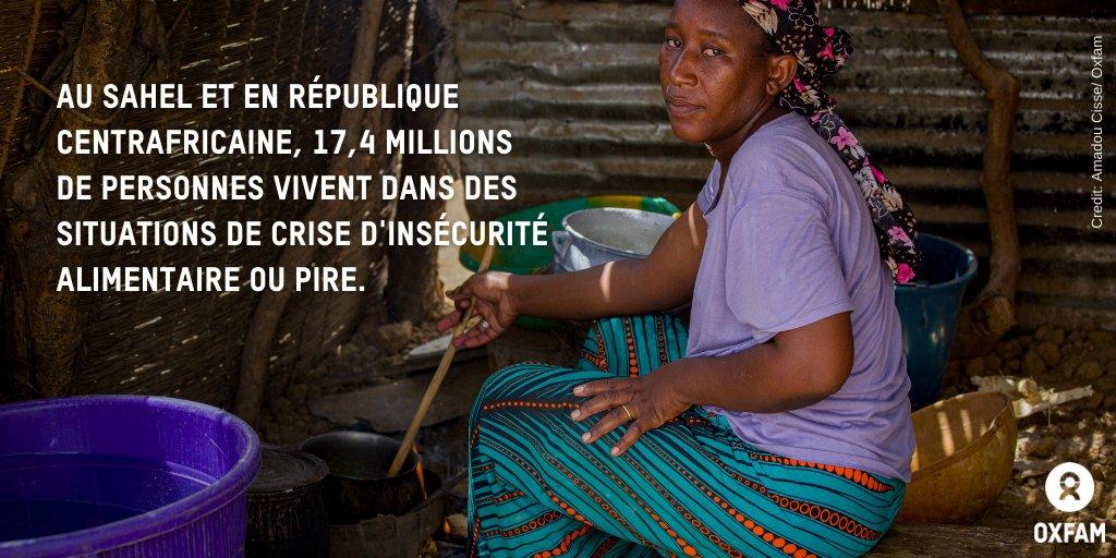 « Le Virus de la Faim se Propage »: un nouveau rapport mondial  d'Oxfam sur la faim dans le monde