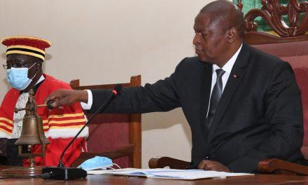 Centrafrique: Le président Touadera veut sonner la fin de la surpopulation carcérale