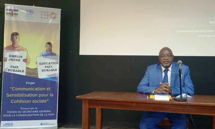 Centrafrique: L'UNFPA présente aux médias les résultats du 1er semestre