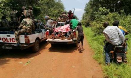 Centrafrique : Rétrospective d'actualité de la semaine du 24 juillet en 10 points