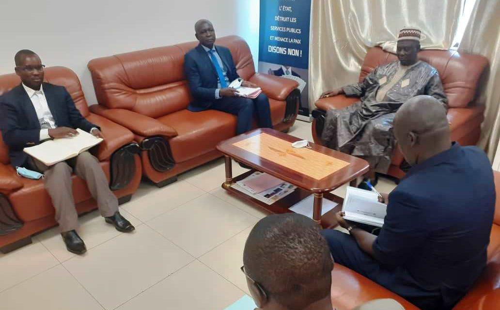 Centrafrique : L'ONG IEDA Relief recadre ses actions dans le domaine de l'entrepreneuriat