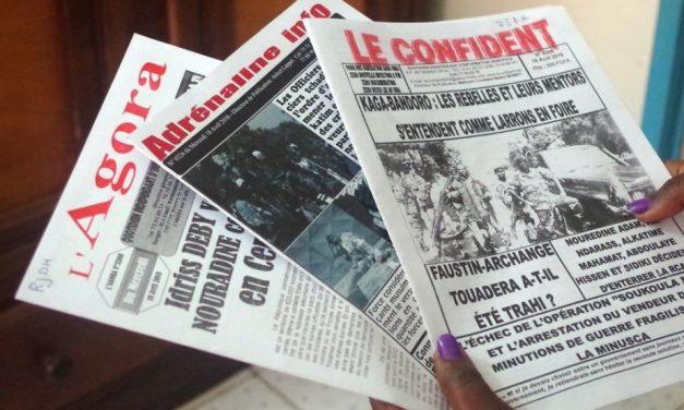 Faux, la MISLOG n'a pas contacté certains médias centrafricains pour lancer une campagne de désinformation contre la Russie