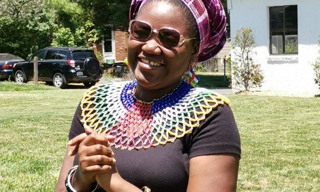 Centrafrique : Tembeti Eddie Priscilla valorise l'art centrafricain au-delà des frontières