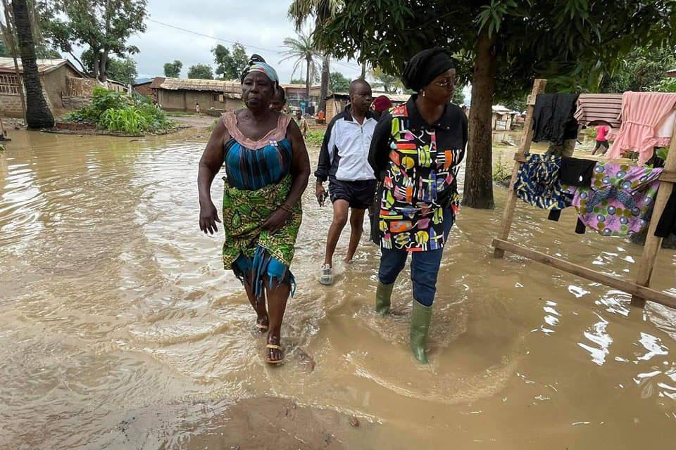 Centrafrique: Bangui est loin d'en finir avec les inondations