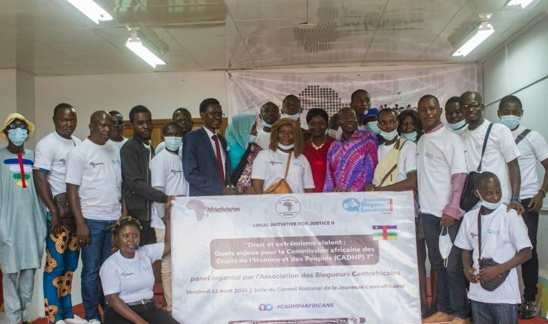 Centrafrique: L'ABCA sensibilise sur les droits et l'extrémisme violent