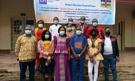 Un nouveau programme de lutte contre la désinformation en Centrafrique