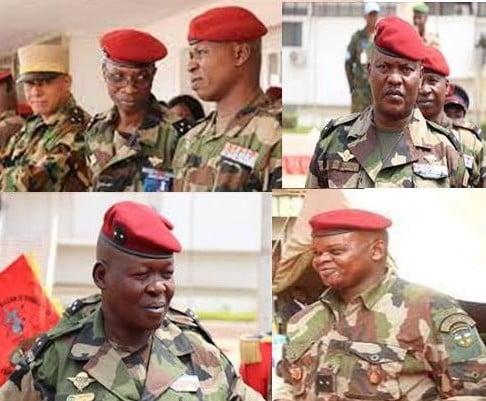 Centrafrique: Promotion des Généraux dans les rangs des FACA