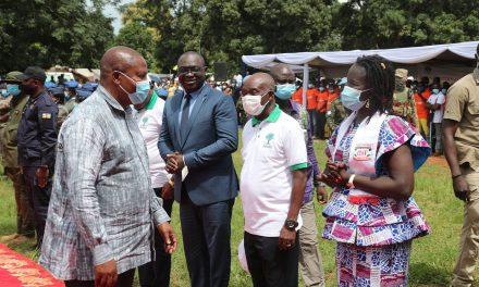 Centrafrique : Célébration de la journée internationale de la jeunesse à Damara